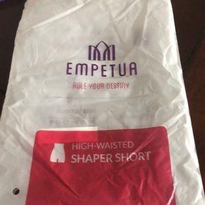 Shapermint Empetur High Wasted Shaper Short XL/XXL